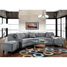 couch and ottoman set wayfair sofas and sectionals sofa grey curved sectional sofa with