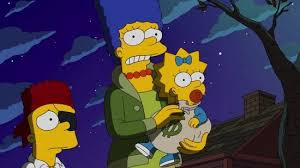 Simpsons Treehouse Of Horror I - the simpsons