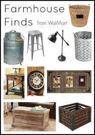 farmhouse finds from walmart farmhouse walmart and at walmart