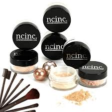 Makeup Set 14pc skin mineral makeup set by ncinc