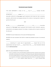 business lease proposal template or houseboat in a leasethis