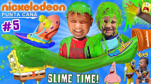 slime time nickelodeon hotel punta cana funnel vision says