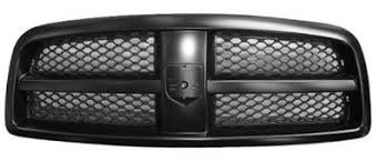 dodge dakota black grill mopar parts dodge truck aftermarket parts and exterior