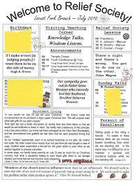 free thanksgiving newsletter templates homemaker u0027s journal church newsletter ideas