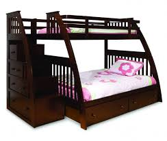 Wood Bunk Beds With Stairs Plans by 24 Designs Of Bunk Beds With Steps Kids Love These