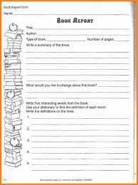 book report template 4th grade book report template 4th grade 4 professional and high quality