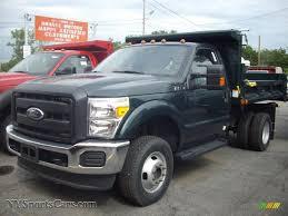 Ford F350 Dump Truck Gvw - 2011 ford f350 super duty xl regular cab 4x4 chassis dump truck in