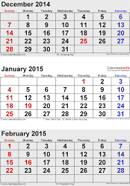 february 2015 calendars for word excel u0026 pdf
