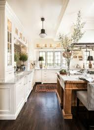 farmhouse kitchen ideas 20 farmhouse kitchen ideas on a budget for 2018 onechitecture