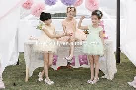 3 10 year old pink cream green pretty princess dress girls