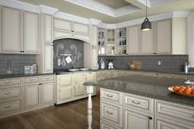 Kitchen Cabinets Free Shipping All Wood 10x10 Kitchen Cabinets Signature Vanilla Glaze Rta Free
