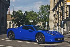chrome ferrari 458 spider ferrari 458 spider blue wallpaper 1676 download page