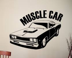compare prices on wall sticker classic car online shopping buy