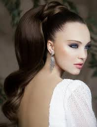 tight ponytail hairstyle how to do a high ponytail long hairstyles