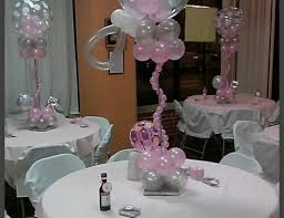 baby shower table centerpieces baby shower table decoration ideas ba shower