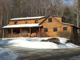 the landy u0027s log cabin houses for rent in mount holly vermont