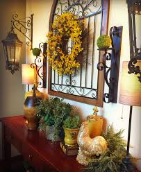 the tuscan home spring decor spring decor