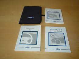 ford ka owners manual handbook c w wallet 1996 2008 fordka