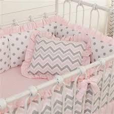 Gray Nursery Decor Pink And Gray Chevron Nursery Decor Carousel Designs