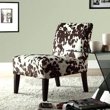 Printed Chairs Living Room by Add An Extra Touch Of Personality With Cow Print Dining Room