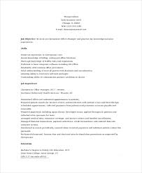 Resume Word Document Template Manager Resume Word Office Manager Resume Sample Manager Resume