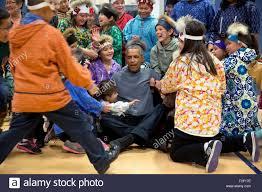 u s president barack obama plays with a of school children