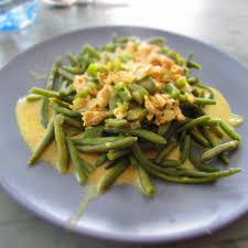 cuisine haricot vert poulet coco sur nid d haricot vert cooking chef de kenwood