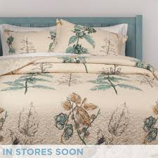 americana cotton quilt set qe home bring a country charm to