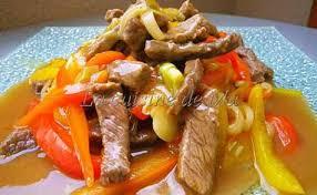 la cuisine de mu recettes de boeuf par la cuisine de mu boeuf strogonoff et