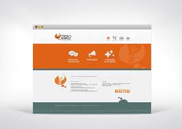 interage design website creation website development logo rj