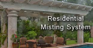 Best Patio Misting System Misting Systems Outdoor Cooling Mist Cooling System Houston Texas Us