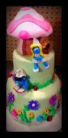Mushroom Home Decor 78 Best Cakes Smurfs Images On Pinterest Cake Ideas Character