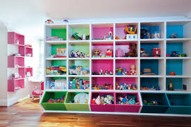 Childrens Storage Shelves Would Change It Up A Bit With - Kids play room storage