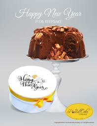 for new year the pound cake company