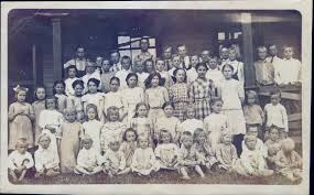 This Is The Swedish Version Group Photo Of The Residents At The Swedish Christian Orphanage In