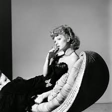 rare black and white photos of lucille ball from the 1940s
