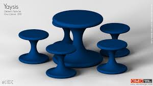 childrens table and stools children s table set and furniture by omc
