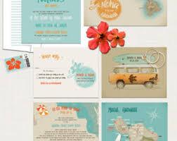 wedding invitations hawaii hawaii destination wedding invitation oahu wedding aloha