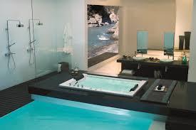 Bathroom Design Ideas 2013 Blue Modern Bathroom With Glass Shower Box Design Ideas Five Idolza