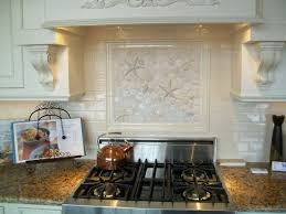 White Kitchen Backsplashes Seashell Kitchen Backsplashes Thoughts On U201c Seashell Tile