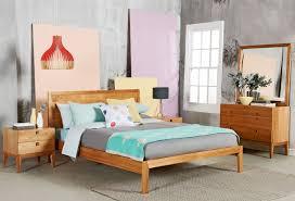 Painting A Scandinavian Bedroom Furniture  Prefab Homes - Bedroom furniture arrangement ideas