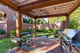 Backyard Space Ideas Backyard Design For Flat Spaces Home Design Ideas