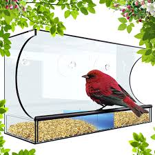 outdoor bird feeder accessories amazon com