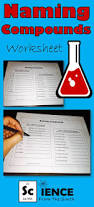 the 25 best naming compounds worksheet ideas on pinterest