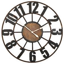 old station wall clock more than tchotchkes pinterest wall