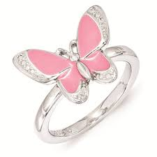 and rings butterfly ring in vintage design to choose for your woman