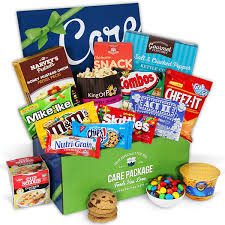 junk food care package by gourmetgiftbaskets