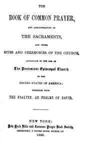the 1789 u s book of common prayer