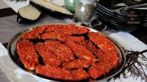 cuisine armenienne aubergines à l arménienne recette par myriam délices