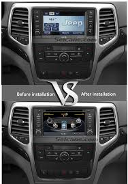 2 din head unit car a v system specialized for 2011 2012 2013 jeep
